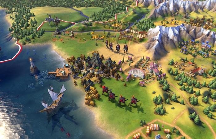 Civilization VI kommer i oktober!