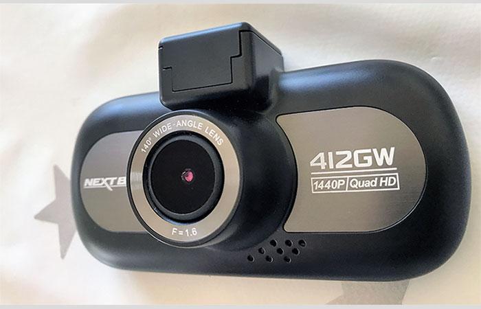 Test: NextBase iN-Car Cam 412GW