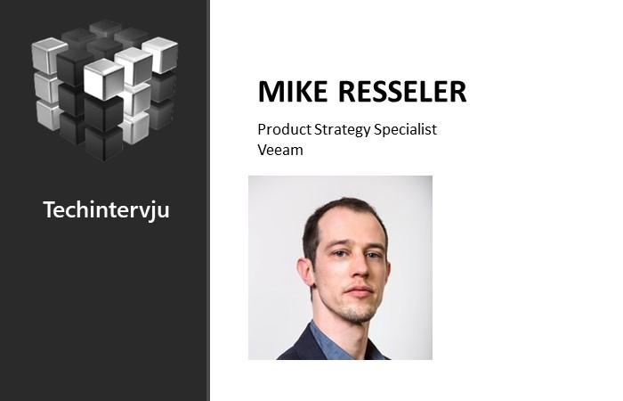 Techintervju: Mike Resseler