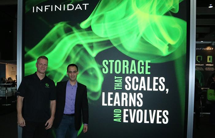 VMworld – TechTalk: Infinidat