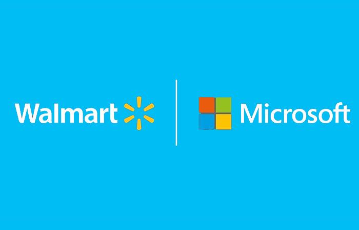 Microsoft skal hjelpe Walmart opp i Azure-skyene