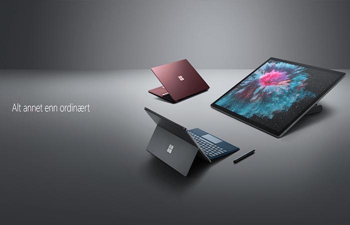 Dette er nye Microsoft (Surface)