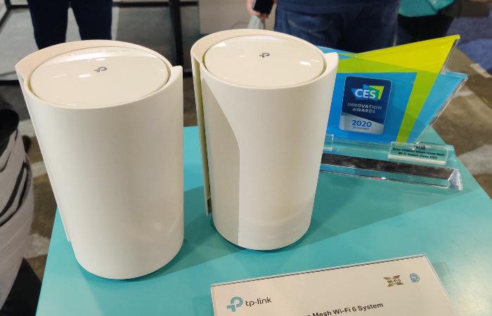 TP-Link viser frem nettverksutstyr med Wi-Fi 6 og 5G