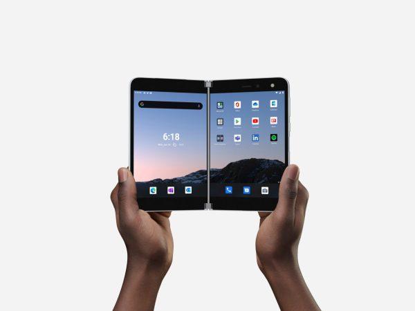 Surface Duo tilgjengelig for forhåndsbestilling