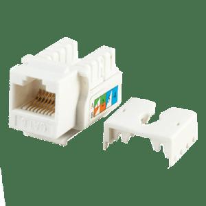 Розеточный модуль UTP Cat.5e