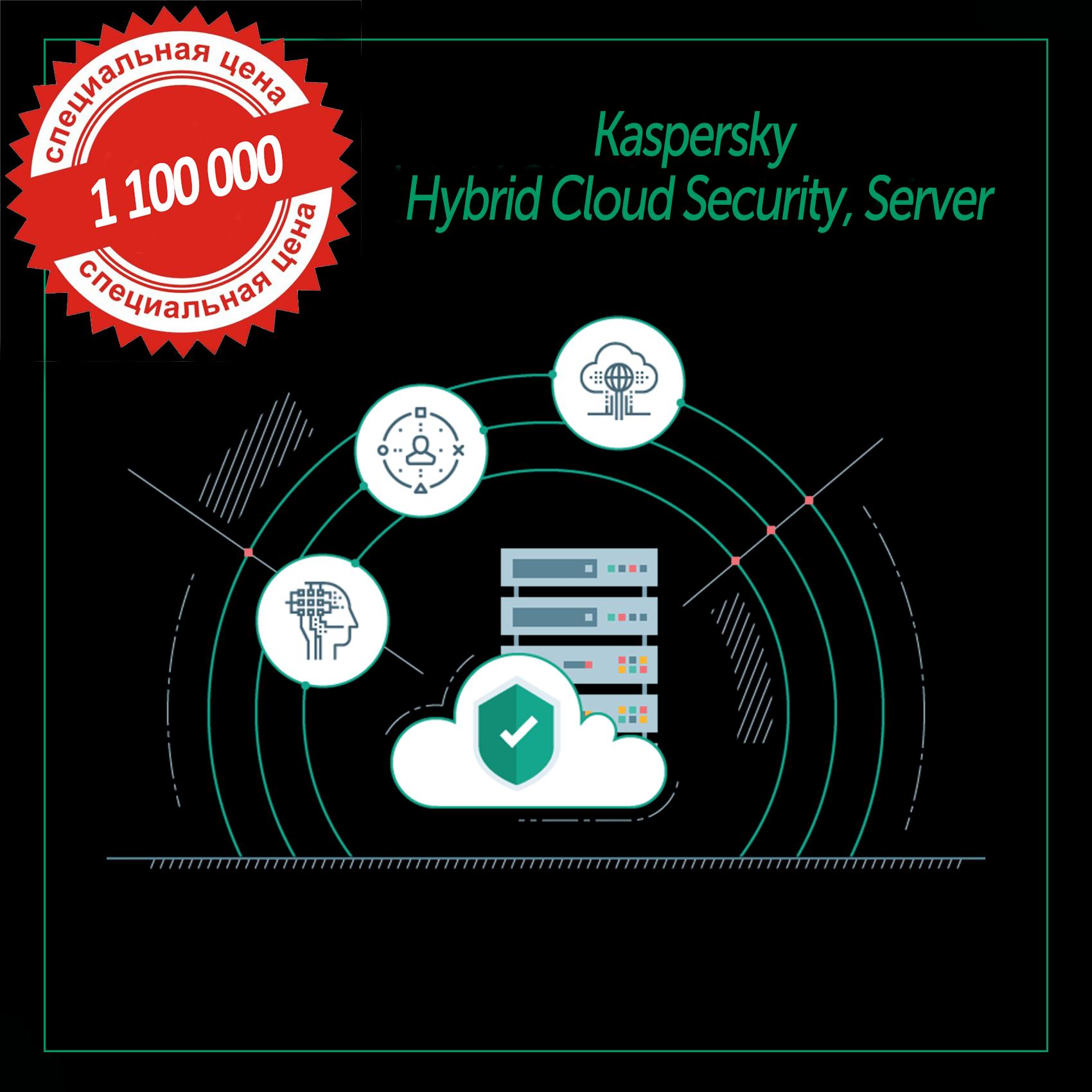 Kaspersky Hybrid server