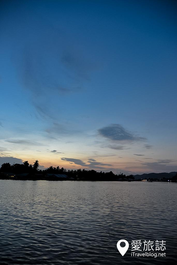 《北碧府餐廳推薦》Dejtosapak Restaurant:美功河畔的河景親水餐廳,享用無敵夕陽美景的晚餐