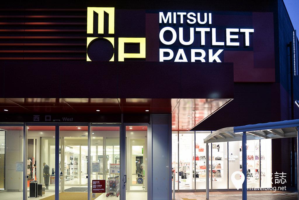 《日本富山景點》Mitsui Outlet Park:北陸富山三井暢貨中心