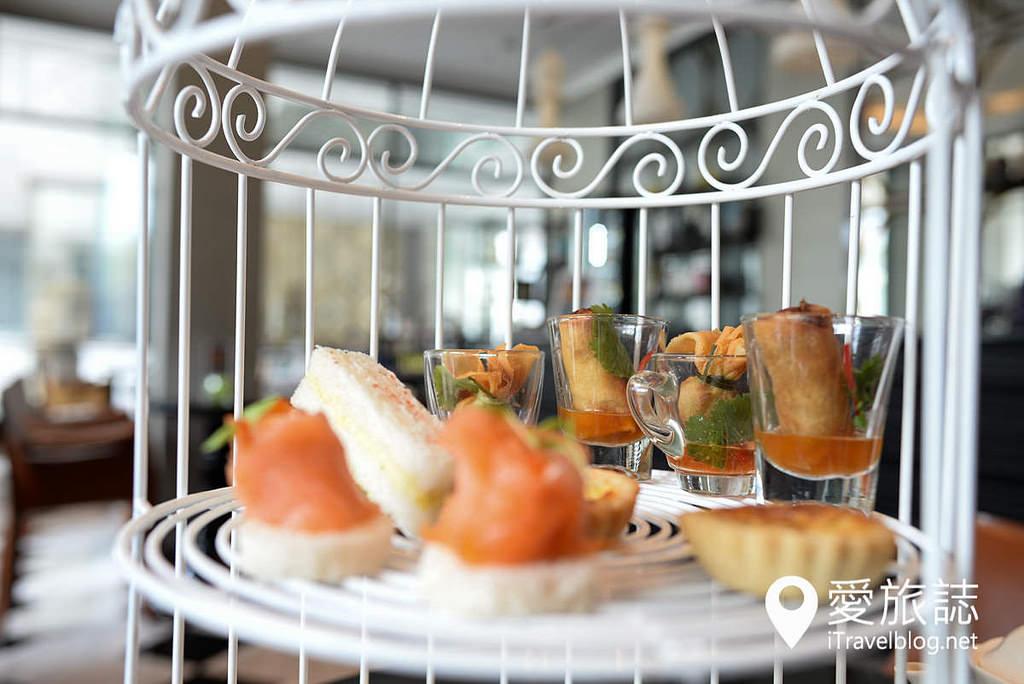 《曼谷下午茶推薦》U Sathorn:城市度假村的下午茶時光