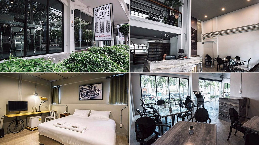 《清邁訂房筆記》2015年40間全新開業平價旅館:超省錢住宿