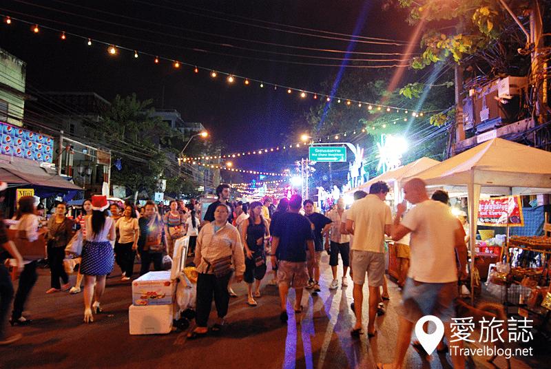 考山路夜市.Khao San Market