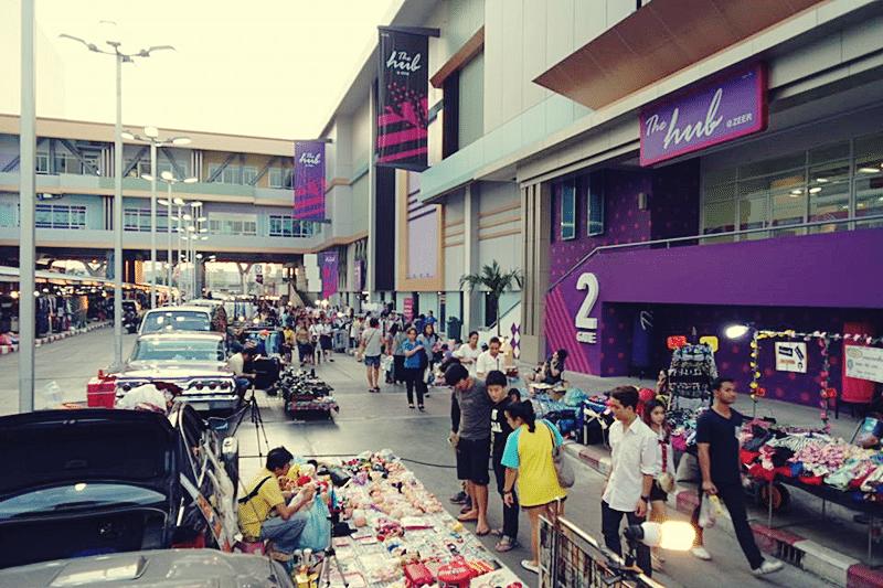 塔瓦那古董車市集.Car Ancient Market