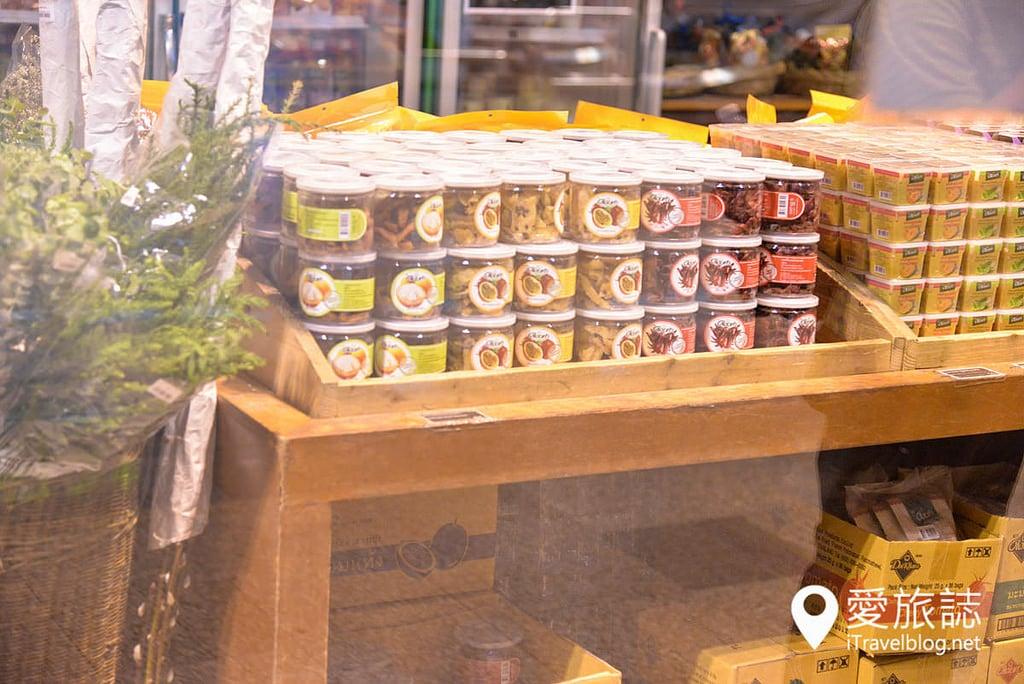 《曼谷購物商場》Golden Place國王商店:皇家計畫農產品超市