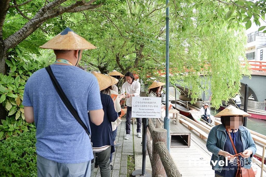 《福岡遊船體驗》柳川の川下り泛舟:水鄉體驗繞城泛舟樂趣