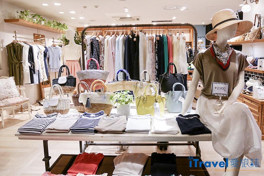 《福岡購物血拼》天神地下街:服飾、配件、鞋款與藥妝一網打盡,逛吃購大大滿足