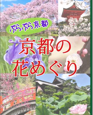 《自由行工具》2014 ぶらぶら 京都の花めぐり:2015年京都賞花情報的必備軟體與景點資訊彙整版