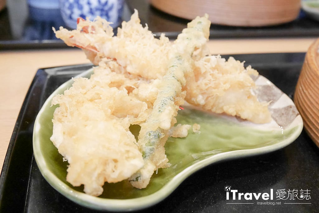 《東京美食餐廳》手打蕎麥麵十和田本店,取用日本食材與泉水製成美味料理。