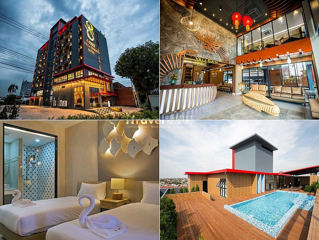 The 20 New Open 5-Star and 4-Star Hotels in Bangkok in 2016, Thailand.