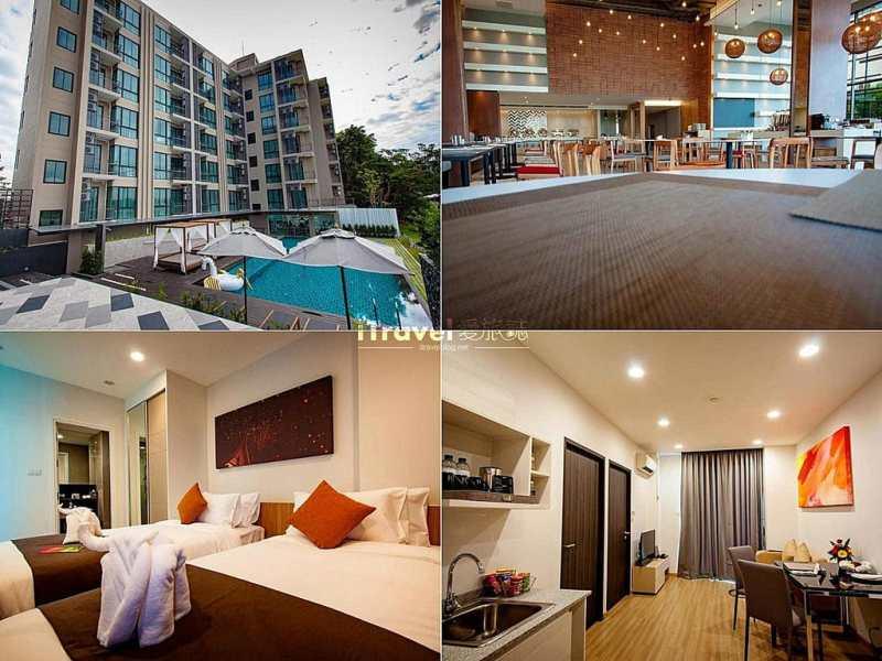 《清邁訂房筆記》2016年11間全新開業星級飯店與酒店推介