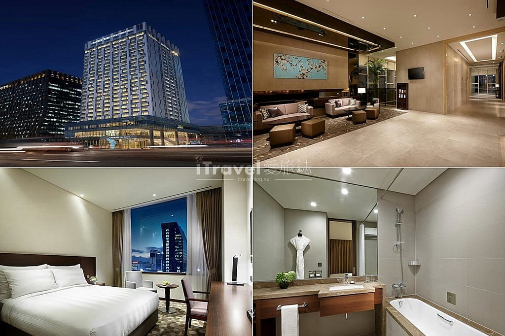 《首爾訂房筆記》2016年8間全新開業星級飯店推薦