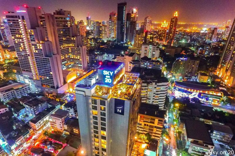 《曼谷自由行攻略》阿索克双捷运商圈饭店精选与玩乐懒人包
