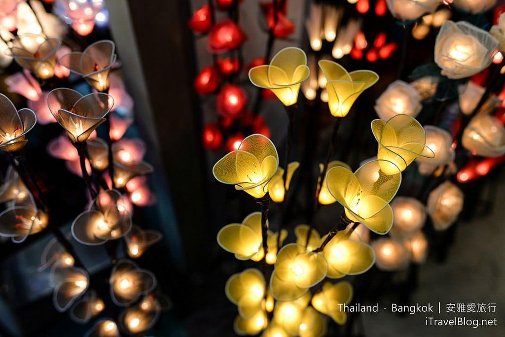 《曼谷夜市集景》河濱碼頭夜市:超人氣夜市導覽與交通攻略
