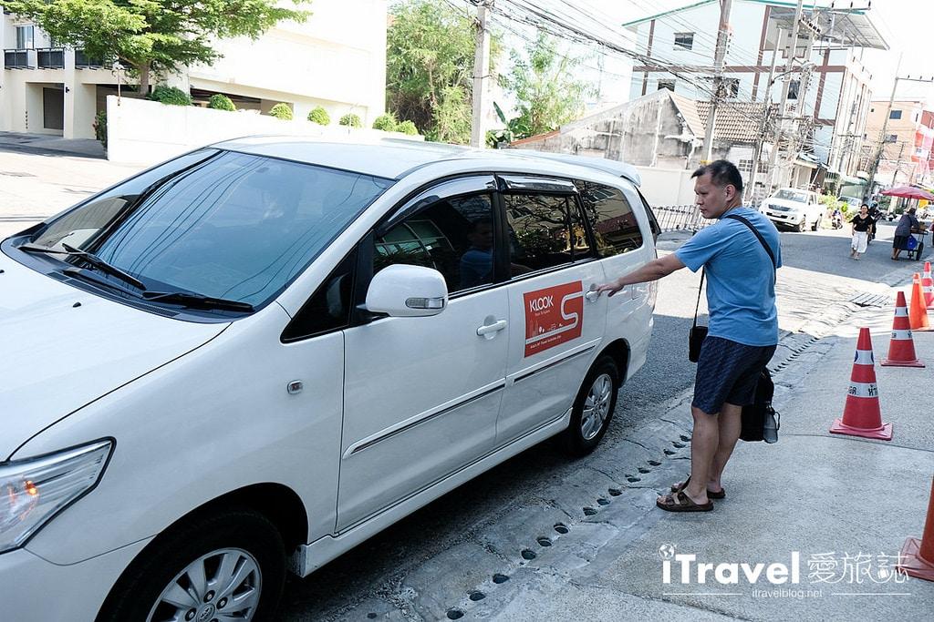《曼谷包車接送》客路機場接送服務:往返芭達雅自助不求人