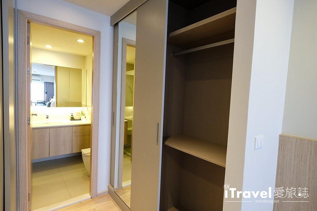 《曼谷飯店推薦》通羅公寓 The Residence on Thonglor:2015年全新開幕,在日式社區享受完整的廳廚與洗衣住宿機能