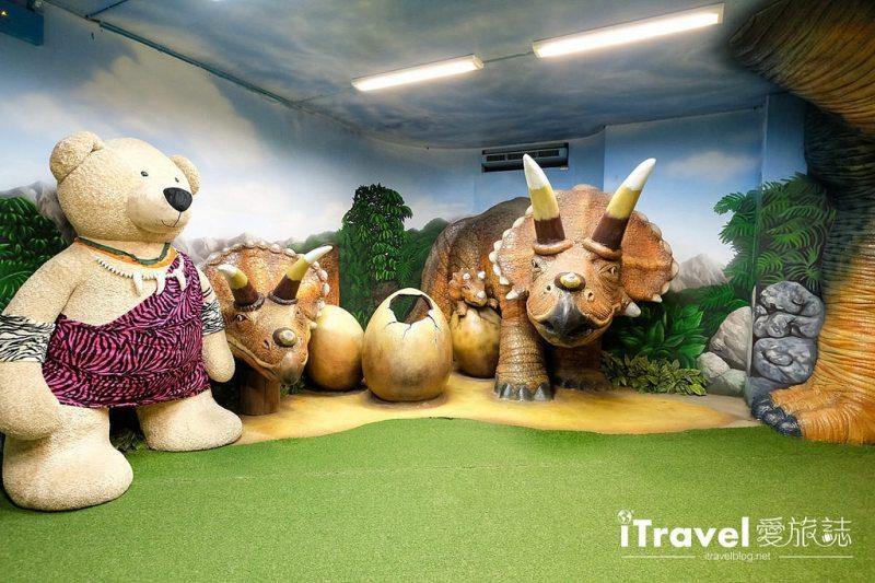 《芭堤雅景點推薦》泰迪熊博物館:親子合影同歡好去處