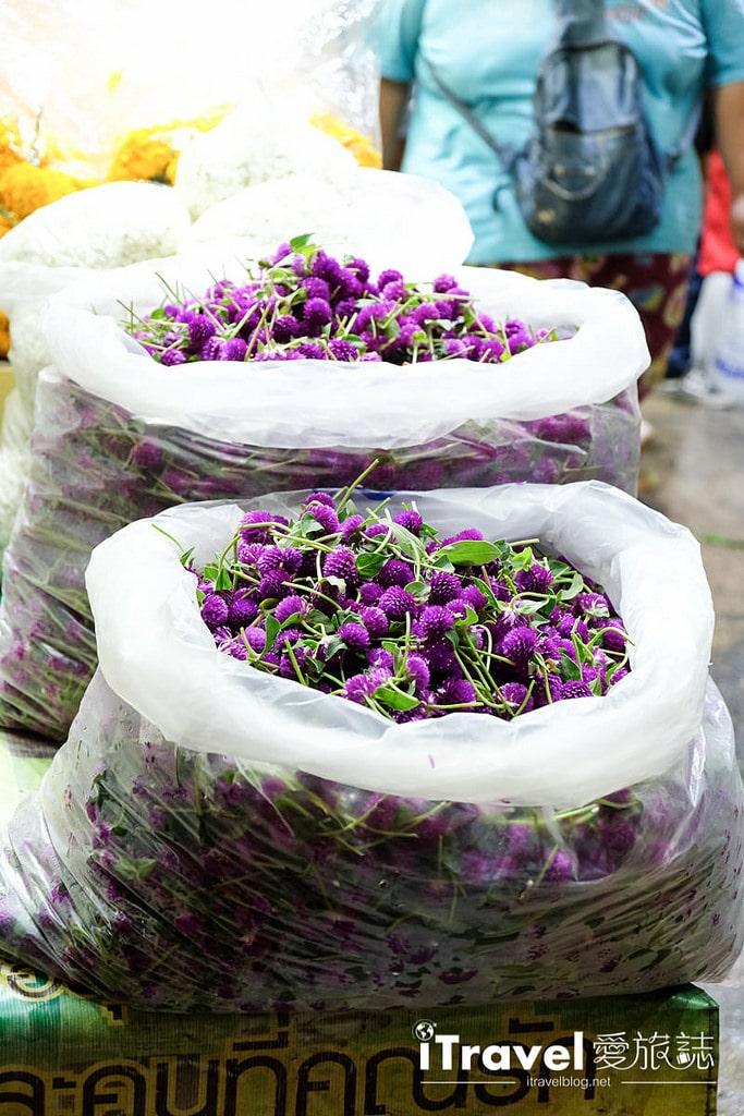 《曼谷夜市集景》帕空花市:尋訪曼谷在地花卉主題特色市集