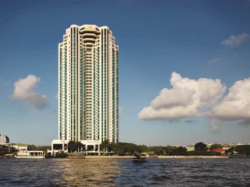 《曼谷飯店推薦》Top 10 曼谷河畔五星級酒店推介.2017年版