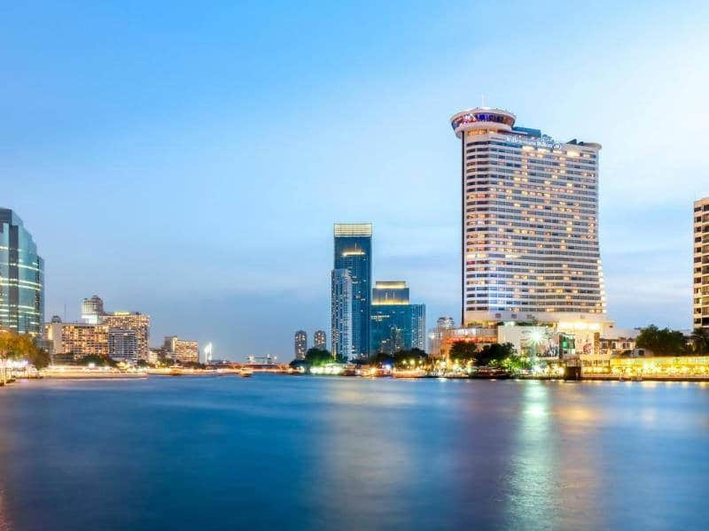 《曼谷酒店推荐》Top 10 曼谷河畔五星级酒店推介:2017年10间房客评价最佳住宿精选