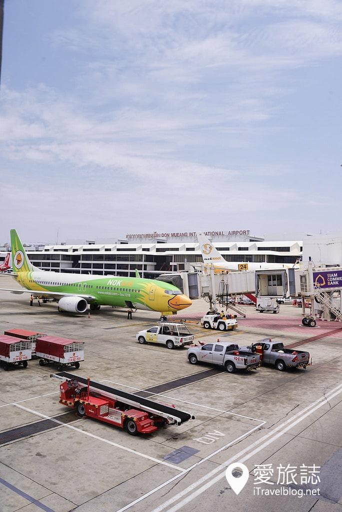 《航空搭乘體驗》NokScoot酷鳥航空:商務艙與寧靜區體驗
