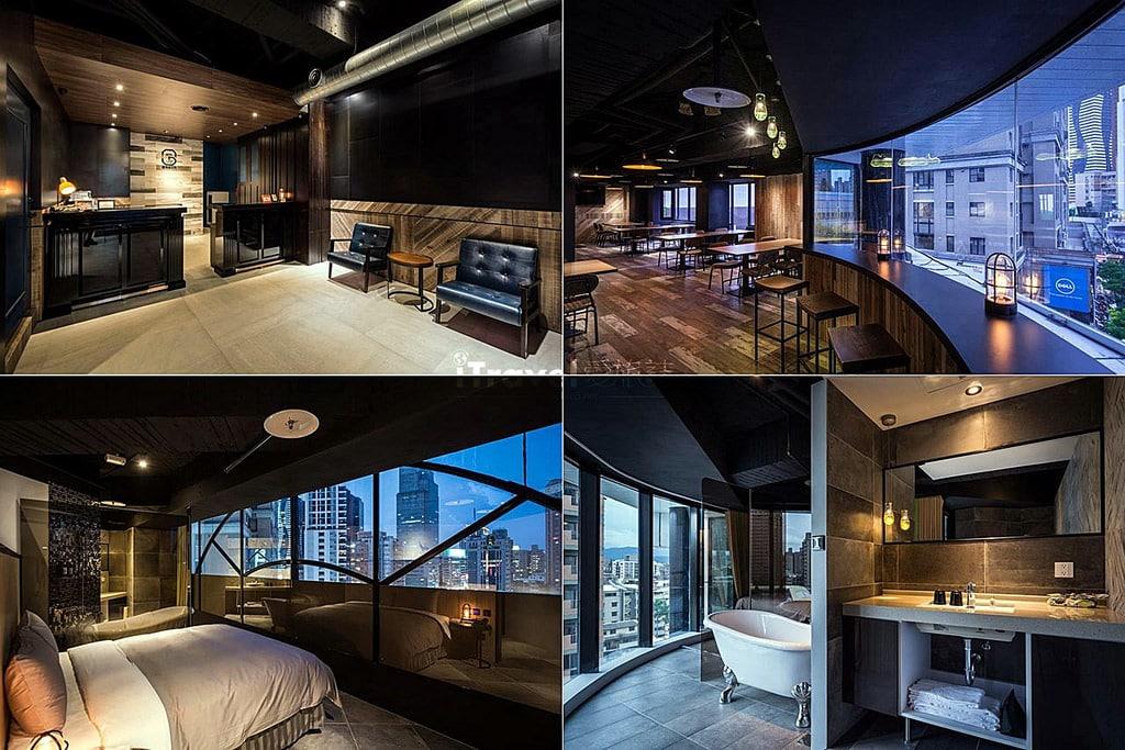 《台中訂房筆記》2016年12間全新開業星級飯店與酒店推介