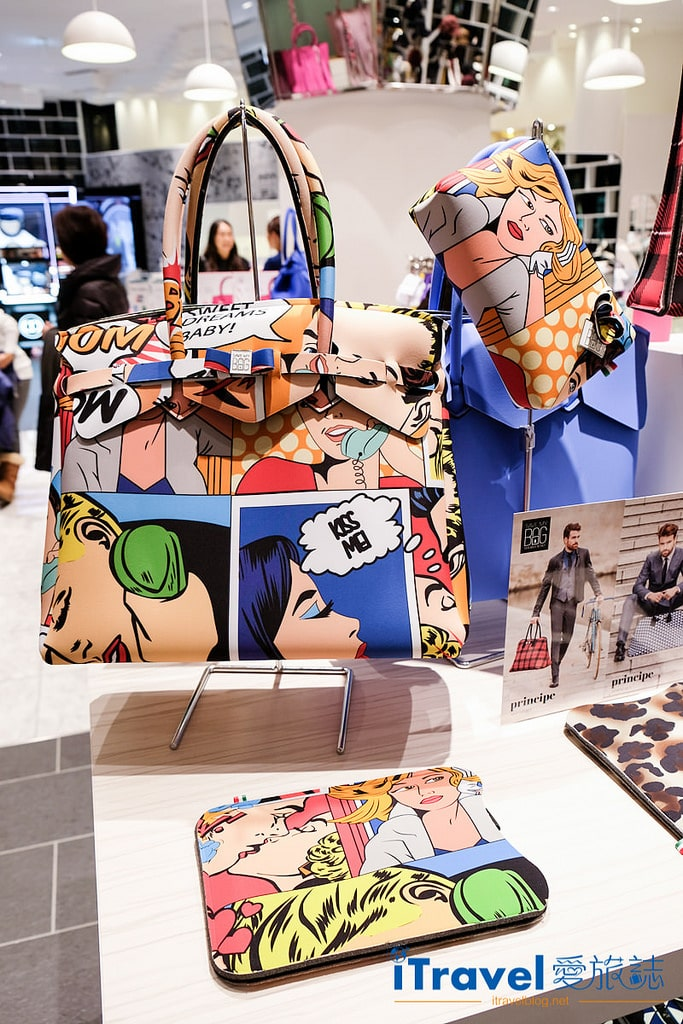 《好好買》HINKA RINKA銀座店:Save My Bag經典提包入手