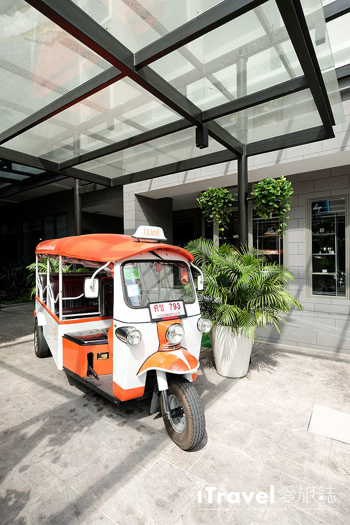 《曼谷飯店推薦》曼谷威爾酒店 Well Hotel Bangkok:2015年開業平價星級酒店,榮獲2016年訂房網站熱門之選