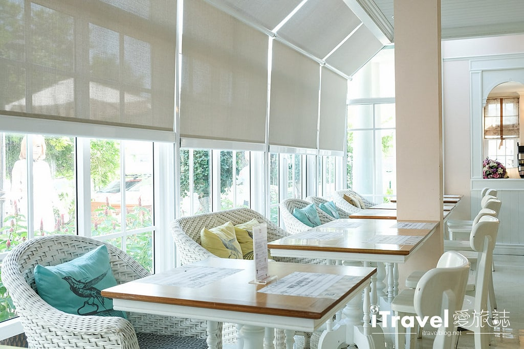 《華欣美食餐廳》Wilaiwan:純白玻璃屋的薇萊汶餐廳
