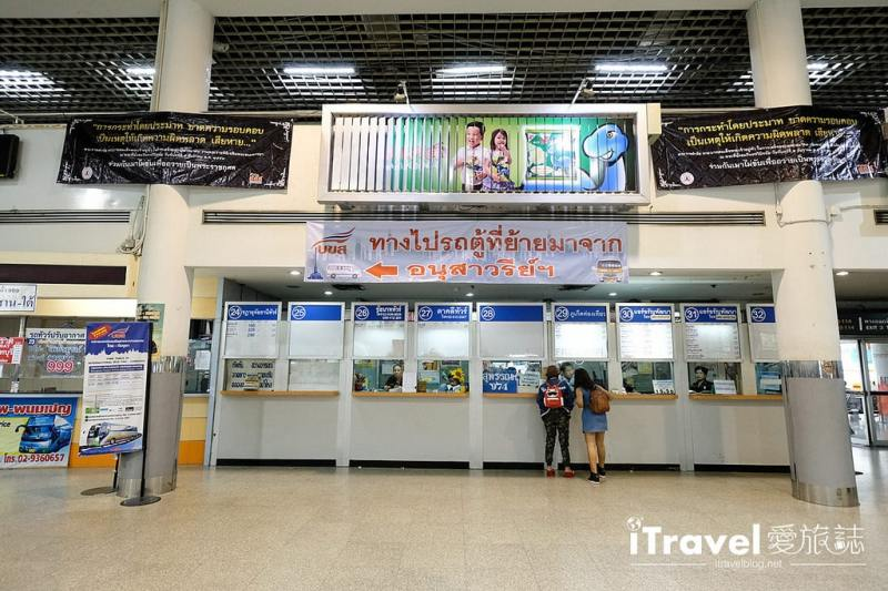 《曼谷交通攻略》三大巴士總站全攻略:Mini Van搭乘指南