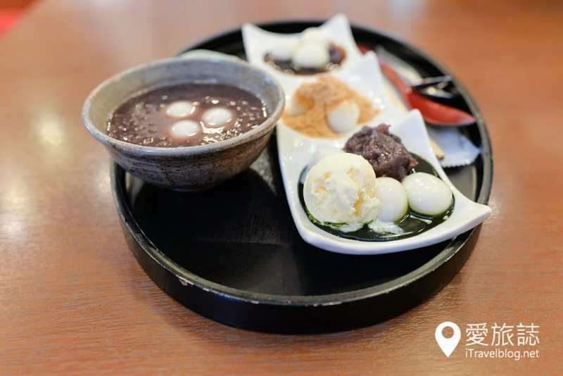 《九州熊本美食》白玉屋新三郎一式多口味白玉,路經熊本城城彩苑不要錯過
