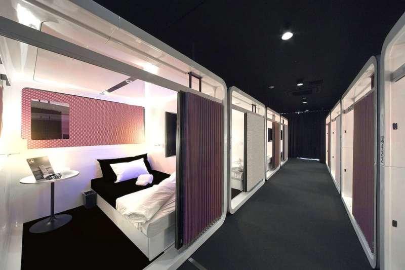 《福岡飯店推薦》First Cabin頭等艙酒店:豪宅版膠囊旅館