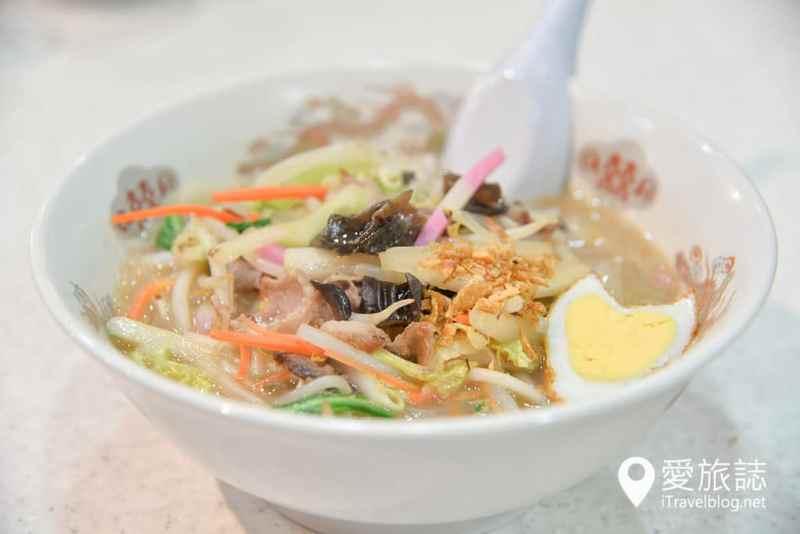 《九州熊本美食》中華麺処らん蘭,嚐一口太平燕福州料理好滋味