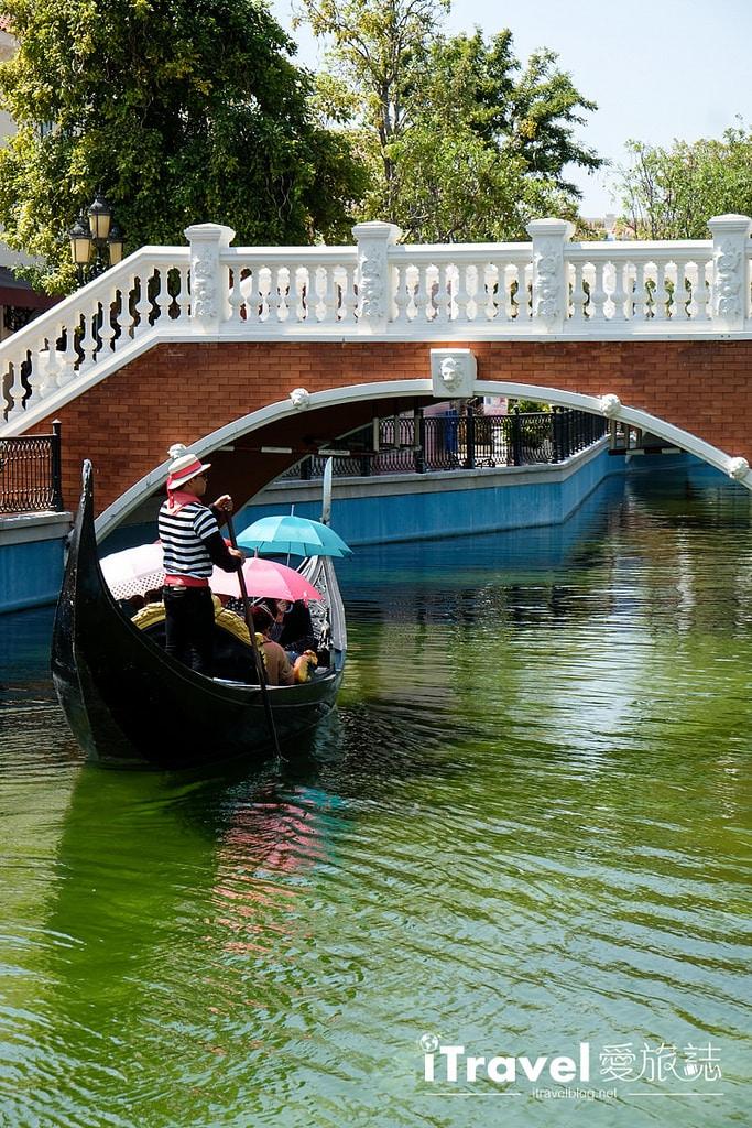 《華欣景點推薦》小威尼斯:歐風建築景觀的親子樂園