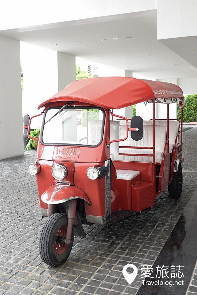《曼谷飯店推薦》瑞享酒店:客層與設施區隔的冰淇淋酒店