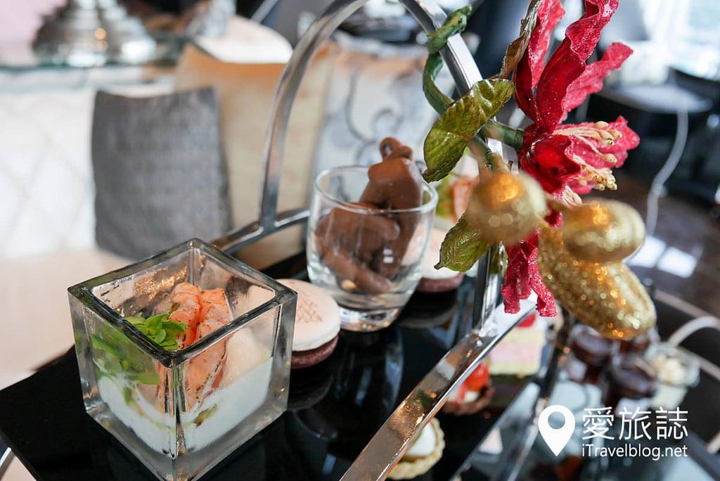 《曼谷下午茶推薦》Up & Above:大倉新頤酒店星級下午茶