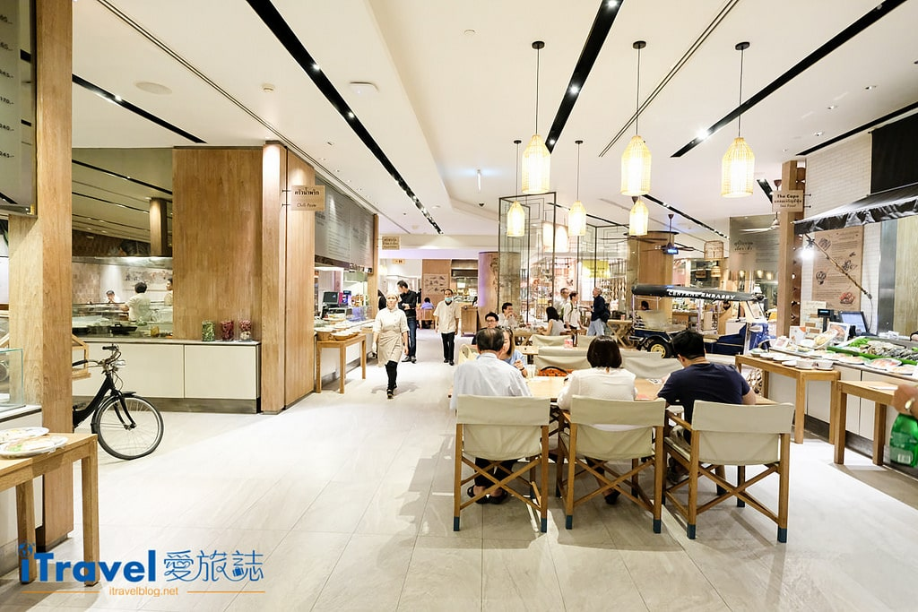 《曼谷購物中心》Eathai:Central Embassy精緻超市美食街