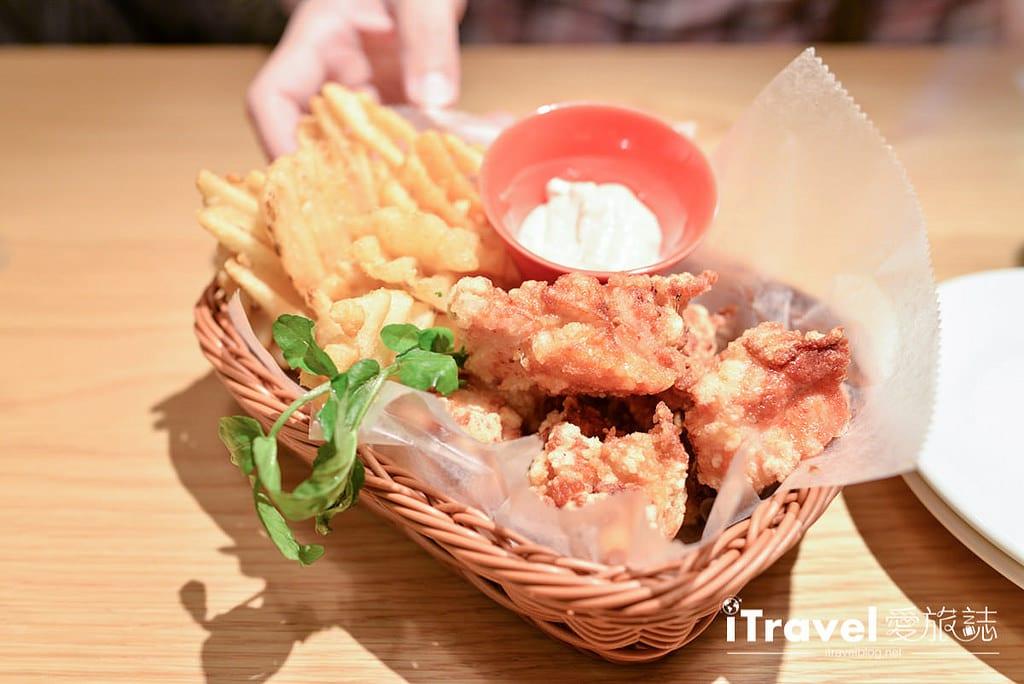 《京都美食推薦》Marumo Kitchen:清爽風味的洋食料理