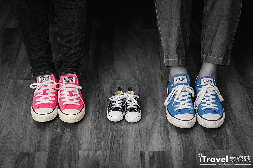 《懷孕日誌》孕婦寫真:送給自己的人生全新階段珍藏記錄