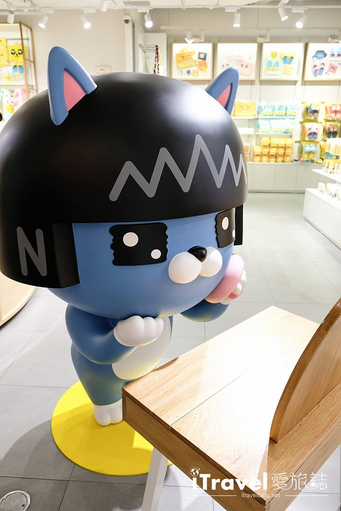 首爾購物商場 - Kakao Friends Store 首爾, 首爾自由行, 首爾購物