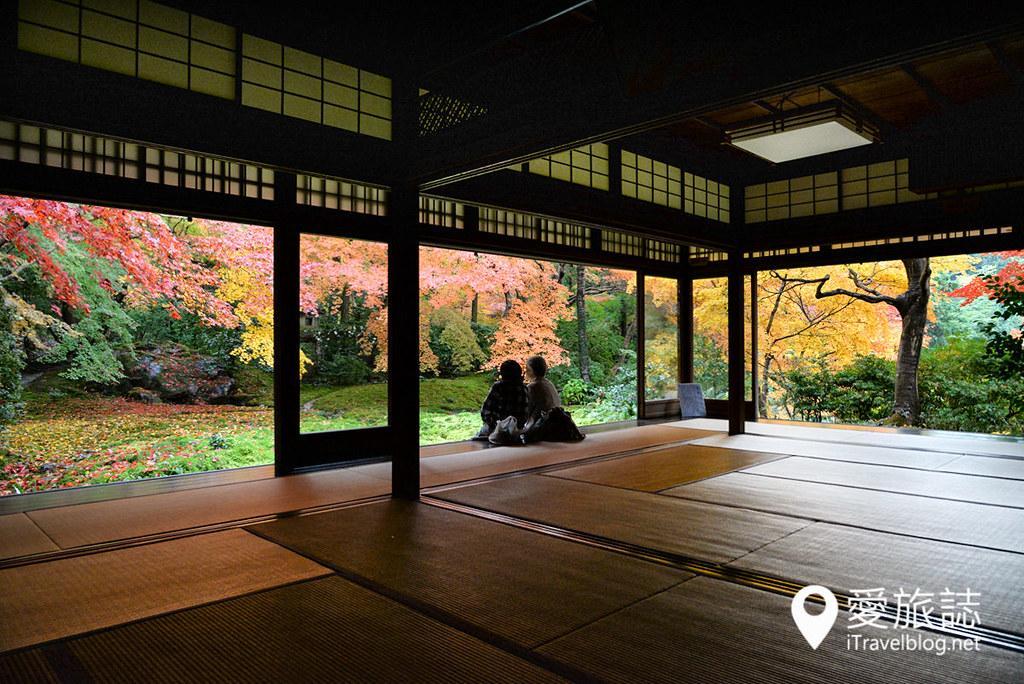 京都賞楓景點 琉璃光院 38