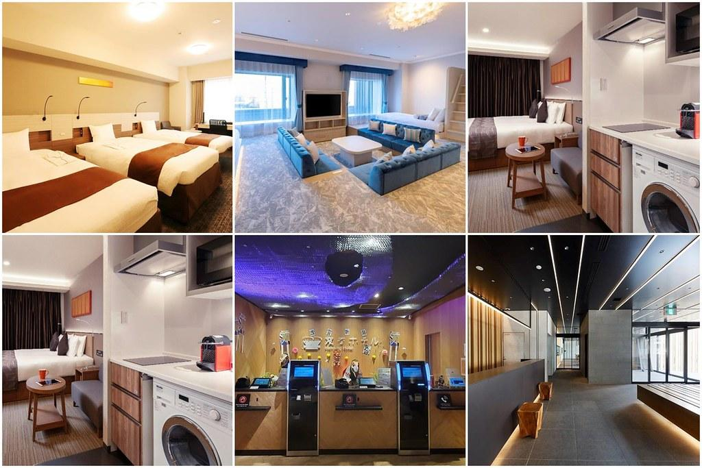 Osaka Hotels Guide